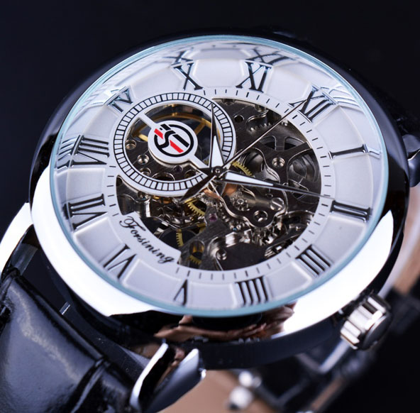 Dress Skeleton Mechanical Watches
