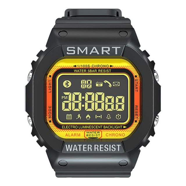 Energy Saving Waterproof Bluetooth Smart Watch