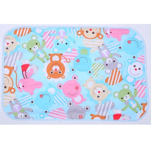 Baby's Waterproof Changing Pad