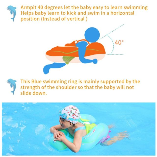 Inflatable Baby's Swimming Ring
