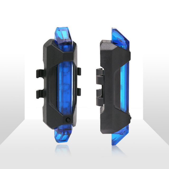 Mini Rechargeable Bicycle Taillight