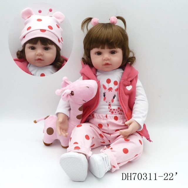 Kid's Baby Girl Doll