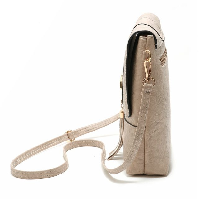 Women's Boho Hollow Out Shoulder Bag with Tassels